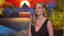 Brie Larson Interview