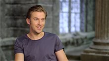 Dan Stevens Interview