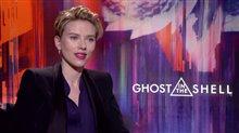 Scarlett Johansson Interview