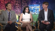 Danny Pudi, Ariel Winter & Jack McBrayer Interview