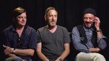 Sam Riley, Michael Smiley & Enzo Cilenti Interview