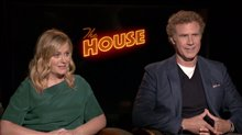 Amy Poehler & Will Ferrell Interview