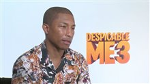 Pharrell Williams Interview