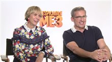 Kristen Wiig & Steve Carell Interview