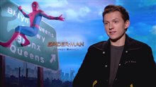 Tom Holland Interview