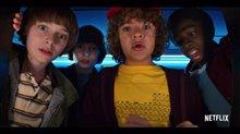 Stranger Things Season 2 - Comic-Con Trailer Poster