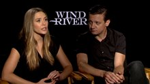 Elizabeth Olsen & Jeremy Renner Interview