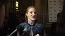 Molly's Game - TIFF Red Carpet Interview