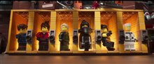 "The LEGO NINJAGO Movie Clip - ""Ninja Go!"" Poster"