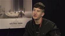 Barry Keoghan Interview