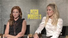 Brittany Snow & Anna Camp Interview