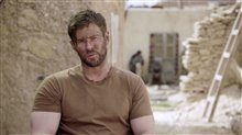 Chris Hemsworth Interview - 12 Strong Poster