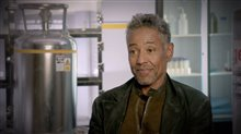Giancarlo Esposito Interview
