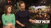 Maisie Williams & Tom Hiddleston Interview