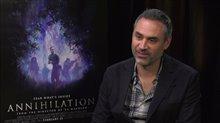 Alex Garland Interview