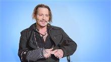 Johnny Depp Interview