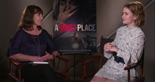 Millicent Simmonds on 'A Quiet Place' Poster