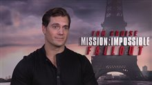 Henry Cavill Interview