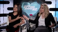 Mila Kunis & Kate McKinnon Interview