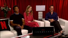 Percelle Ascott, Sorcha Groundsell & Guy Pearce Interview
