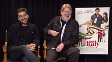 Vinay Virmani & Donald Petrie Interview