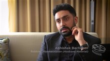 Abishek Bachchan Interview