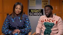 Tiffany Haddish & Kevin Hart Interview