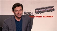 Hugh Jackman talks 'The Front Runner' Poster