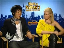 Aaron Yoo & Ari Graynor (Nick & Norah's Infinite Playlist) Video