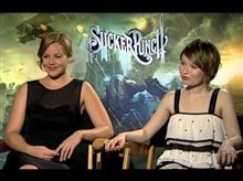 Abbie Cornish & Emily Browning (Sucker Punch) Video