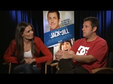 Adam Sandler & Katie Holmes (Jack and Jill) Video
