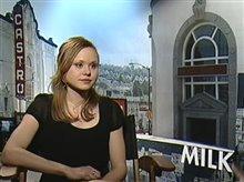 Alison Pill (Milk) Video