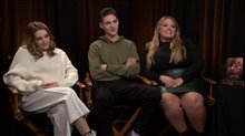 Josephine Langford, Hero Fiennes Tiffin & Anna Todd Interview