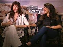 Amber Tamblyn & America Ferrera (The Sisterhood of the Traveling Pants 2) Video