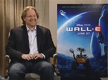 Andrew Stanton (WALL·E) Video