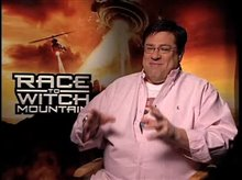 Andy Fickman (Race to Witch Mountain) Video