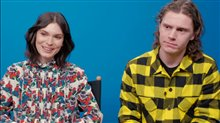 Tilda Cobham-Hervy & Evan Peters Interview