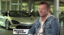 David Leitch talks 'Fast & Furious Presents: Hobbs & Shaw' Video