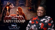 Yvette Nicole Brown talks 'Lady and the Tramp' Video