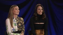 Hannah Gross & Tuppence Middleton talk 'Disappearance at Clifton Hill' Video