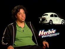 ANGELA ROBINSON - HERBIE: FULLY LOADED Video
