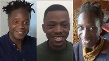 Charles Officer, Saul Williams and Thamela Mpumlwana talk 'Akilla's Escape' Video