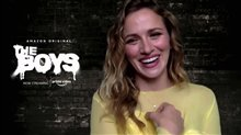 Shantel VanSanten talks about Season 2 of 'The Boys' Video