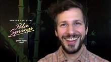 Andy Samberg talks about practical jokes in romantic comedy 'Palm Springs' Video
