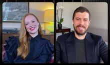 Lauren Ambrose and Toby Kebbell talk 'Servant' Season 2 Video