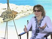 Jodie Foster (Nim's Island) Video