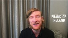 Domhnall Gleeson on co-starring in 'Frank of Ireland' with brother Brian Video