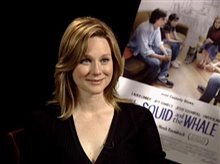 LAURA LINNEY - THE SQUID AND THE WHALE Video