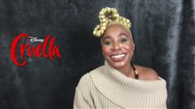 Kirby Howell-Baptiste on playing Anita Darling in 'Cruella' Video