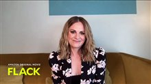 Anna Paquin on the second season of 'Flack' Video